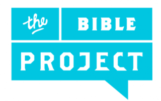 logo for the Bible Project